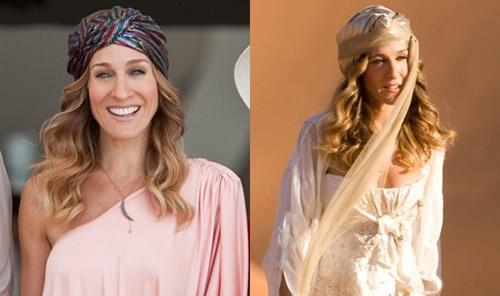 Hair Style Jure : ... PARIS Carrie Bradshaw : une le?on de style ? jur? sur Chanel
