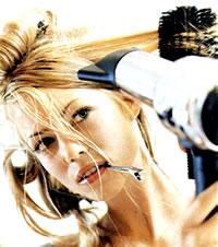 Le masque pour les cheveux la ligne propre le trèfle