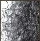 Moumie et le shampooing de la chute des cheveux