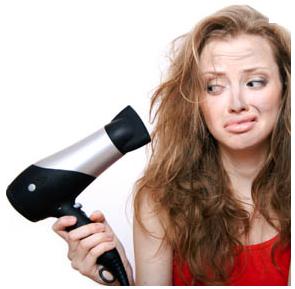Sprej pour les cheveux de la chute de pharmacie