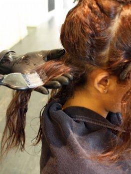 Keratinovoe la restitution des cheveu à la lactation
