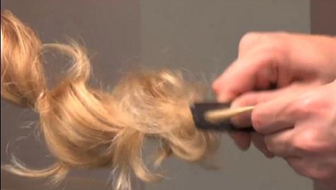 Tuto Chignon Cheveux Fins