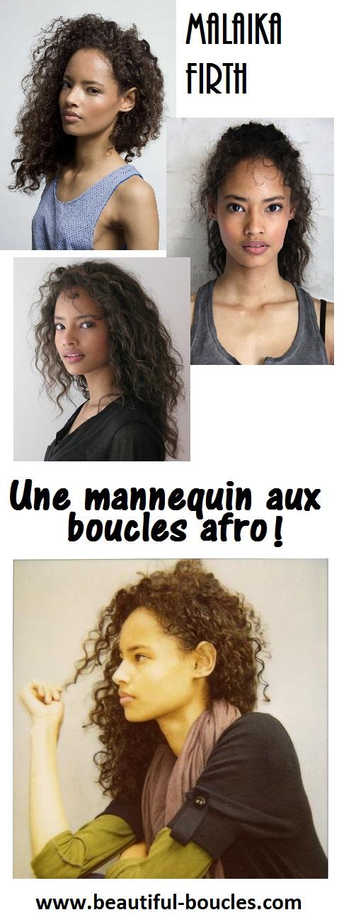 Mannequin cheveux bouclés afro - www.beautiful-boucles.com