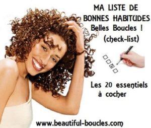Cheveux bouclés : 20 astuces entretien