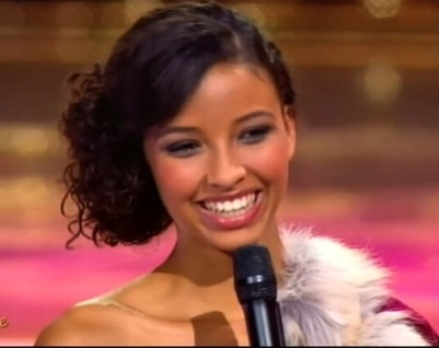 belle chevelure bouclee miss france 2014-2
