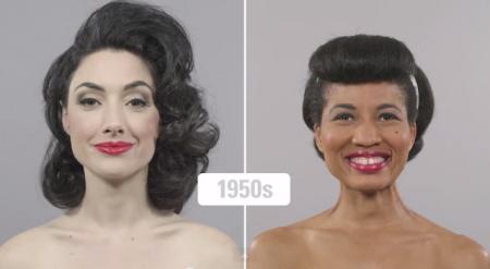 histoire des coiffures sur cheveux europ ens et afros de 1910 nos jours cheveux boucl s. Black Bedroom Furniture Sets. Home Design Ideas