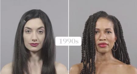 Tresses twists afros facon Lauryn Hill pour les annees 90