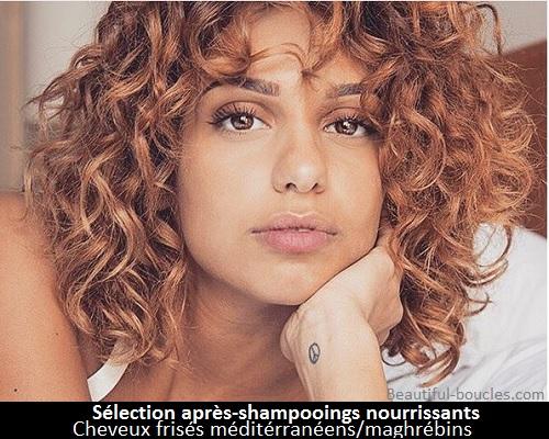 Super Meilleurs après-shampooings hydratants cheveux bouclés, frisés  BA61