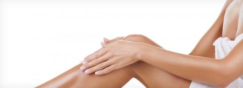 hydratation peau et effet assechant douche