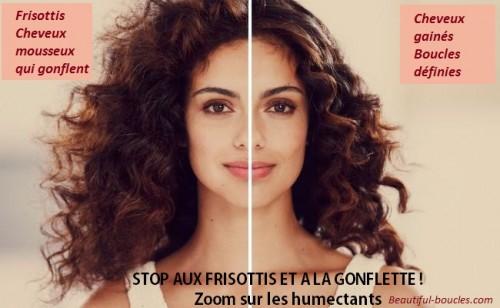 stop aux frisottis et aux cheveux qui gonflent - conseils et astuces