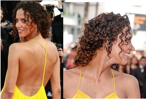 coiffure de fete chignon boucle2