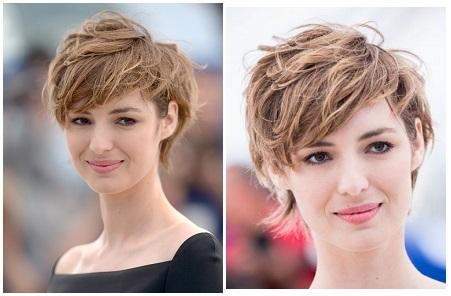 Coupes courtes cheveux bouclés : idées de coupes/coiffures féminines et conseils