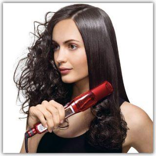 Protéger ses cheveux de la chaleur : un lisseur qui n'abîme