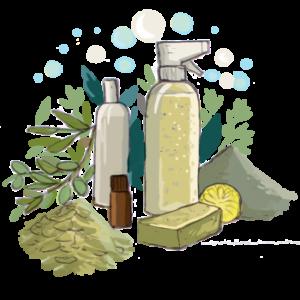 shampooings naturels maison