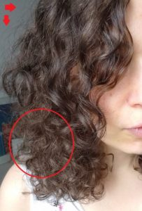 cheveux deshydratés et cheveux secs différences