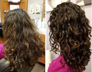 cheveux qui ne bouclent pas partout