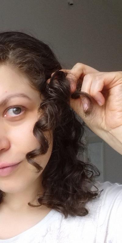 avis botanicals fresh care masque cheveux secs boucles