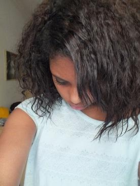 Coupe cheveux boucles ГЈВ sec
